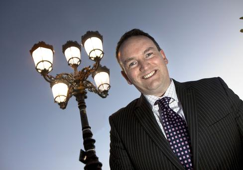 Alan Mulcahy, Business Markets Manager of Energia, which is moving into the consumer space