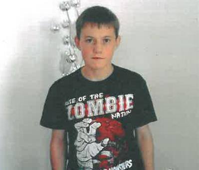Stephen went missing on January 18 from his home in Youghal, Cork.