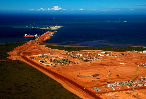 Kentz is involved in projects worldwide, including this one in Western Australia.