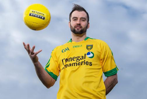 Karl Lacey believes Jim McGuinness will want to prove a point this year.
