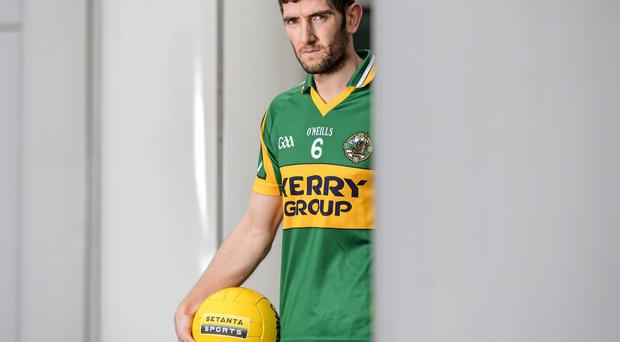 Killian Young is looking forward to a run of games in the Kerry colours after recovering from a horror injury last August