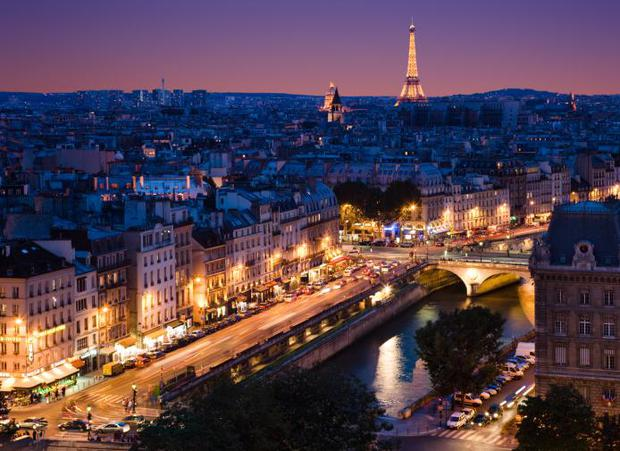 Paris has been successful at attracting tourists due to its visa regime