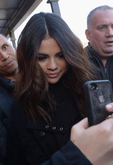 Selena Gomez is said to be 'worried sick' about Bieber