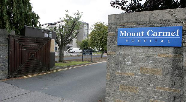 Mount Carmel hospital in Dublin