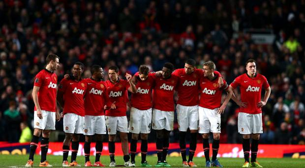 While silverware looks beyond Man United this season, there is still a lot to play for
