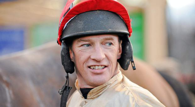 Jockey Paul Carberry