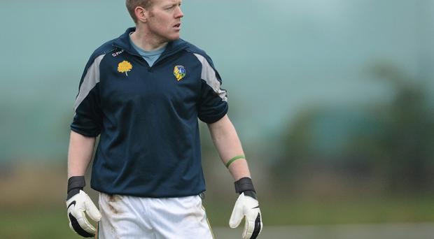 Cathal McCrann is hoping for another FBD title