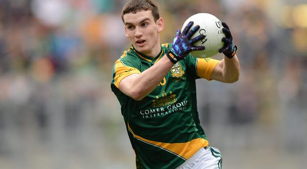 Cillian O'Sullivan will be hoping to stake his claim for a regular place