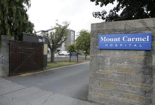 Mount Carmel did not have the funds to continue to trade.
