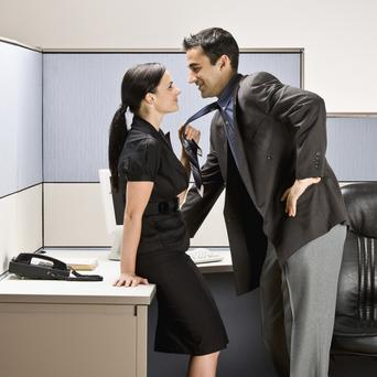 Office romances are causing relationship breakdowns