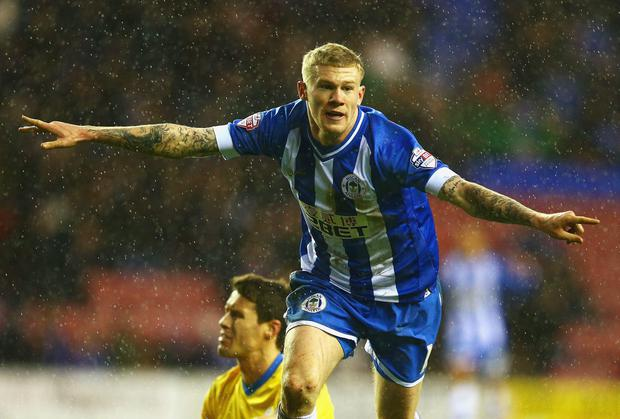 James McClean should be respected for his stance on the poppy