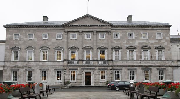 Leinster House. Photo: Getty Images
