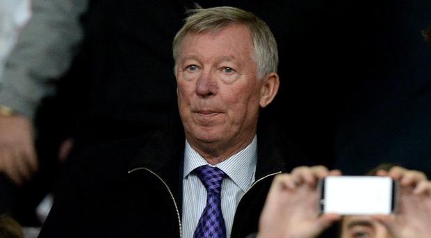 'It's become obvious that Alex Ferguson has found it hard to let go'