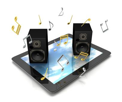 Music on the Tablet PC