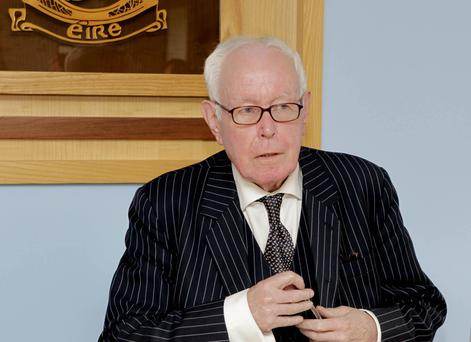 His Honour Mr Justice Peter Smithwick