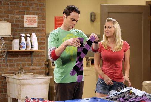 TV shows like 'The Big Bang Theory' are always good for a laugh
