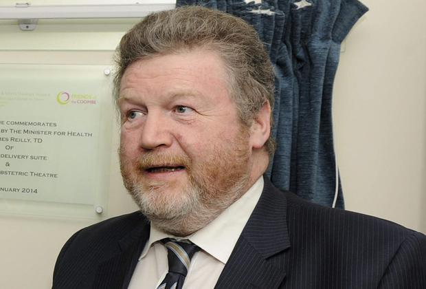 Health Minister James Reilly has apologised to the parents of the four babies who died tragically at the Midland Regional Hospital.