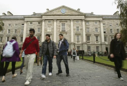 We need to invest more in our third-level institutions, like Trinity College Dublin