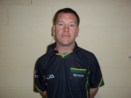 Referee Shane Hourigan (44) was killed this morning in a car crash in Limerick.