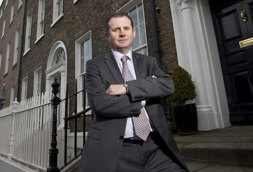 Ciaran Phelan Chief Executive of the Irish Brokers Association
