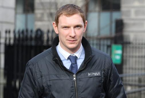 Garda Keith King, of Mayorstown Garda Station, Limerick.Picture: Collins Courts