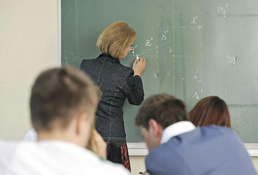 UP to 30 teachers face being knocked off the State payroll. Picture posed (Thinkstock)