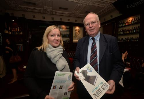 Reform Alliance leading light Lucinda Creighton campaigned with former PD leader Michael McDowell against the abolition of the Seanad