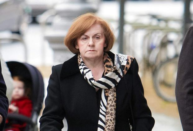 Former judge Heather Perrin (60) . Picture: Collins Courts