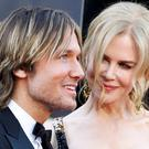Nicole Kidman and husband Keith Urban - she was in her 40s when she gave birth