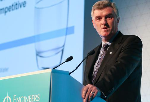 John Tierney, Managing Director, Irish Water.