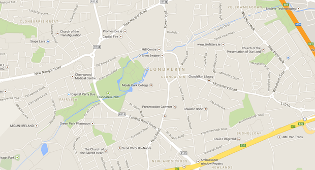 Know anyone who was in Clondalkin last Tuesday? They could be Barbara's good samaritan.