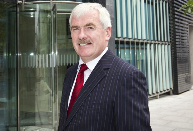 Pat Costello, Chartered Accountants Ireland CEO