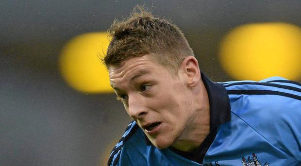 Dublin's Jason Whelan was suspended for eight weeks