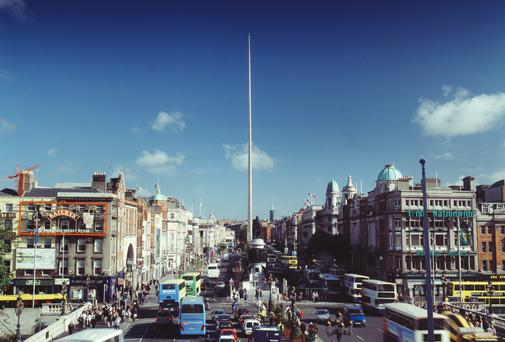 Dublin is already a vibrant city but it could thrive even more. Stockbyte