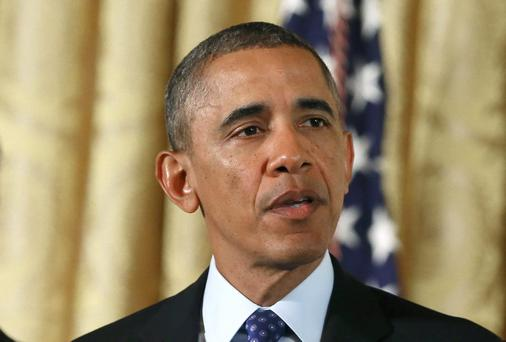 U.S. President Barack Obama has vowed to raise the minimum wage for government contract workers
