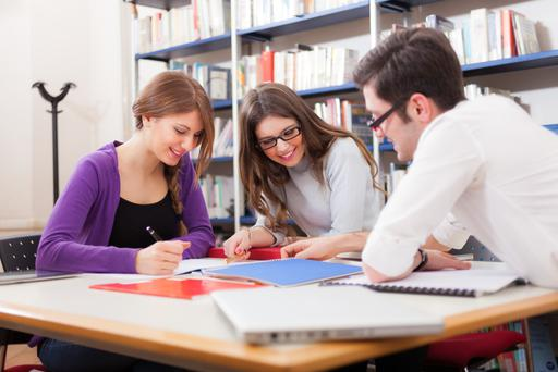 It's important to improve study skills and also establish a routine. Photo: Getty Images.