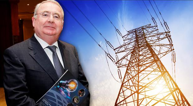 The fund was announced by EirGrid as Energy Minister Pat Rabbitte said an independent expert body would examine if nearly 400km of lines can be built underground