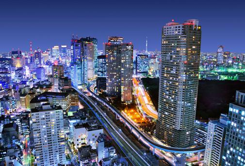 Cities such as Tokyo have turned high-rise living into the height of style and sophistication
