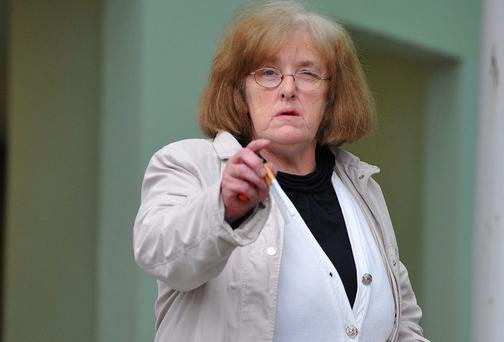 Christine Carolan was sentenced today at Dundalk Circuit Court