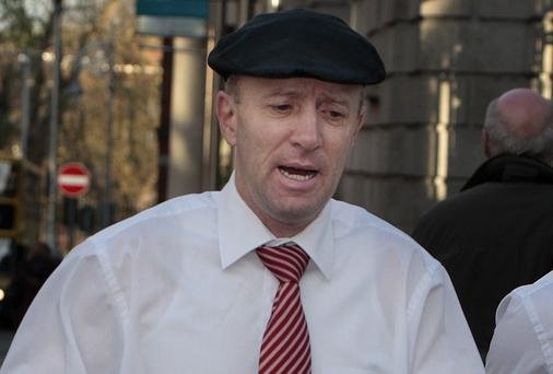 Michael Healy- Rae is one of the Independents involved