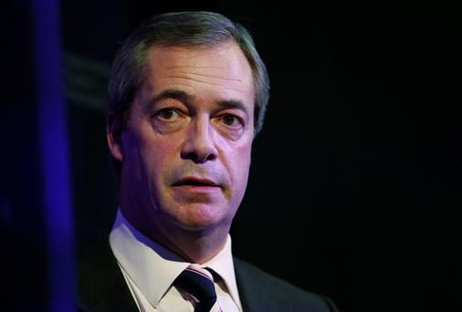 Nigel Farage, the leader of Ukip, said the measure was 'incredible' and a 'draconian imposition'. Reuters