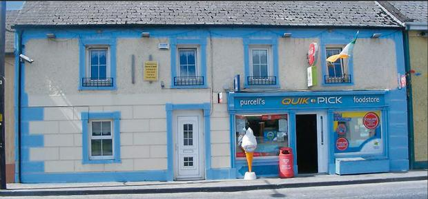 Shop for sale in Paulstown, Co Kilkenny