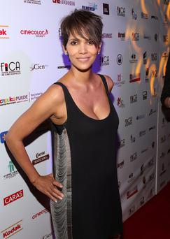 Halle Berry attends the closing of the 9th annual Acapulco Film Festival