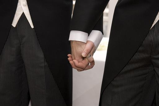 OKCupid has expressed its support of gay marriage. Photo: Thinkstock