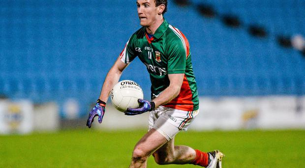Cathal Freeman will be hoping to make an impact for Mayo. Sportsfile