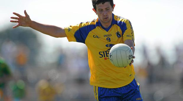 Karol Mannion in action for Roscommon. Sportsfile