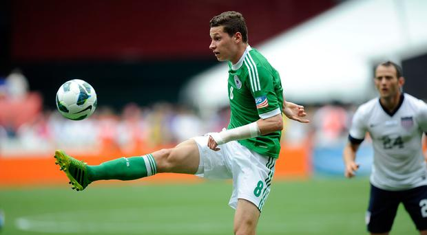 Arsenal's hopes of signing Germany international Julian Draxler have taken a hit