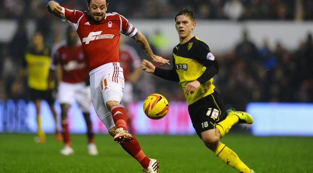 Andy Reid leads Nottingham Forest to a second-half comeback against Watford