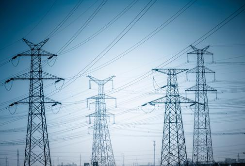How much of a threat do giant pylons pose to home values?