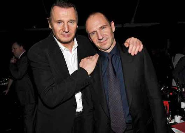 Liam Neeson admits to getting mistaken for Ralph Fiennes all the